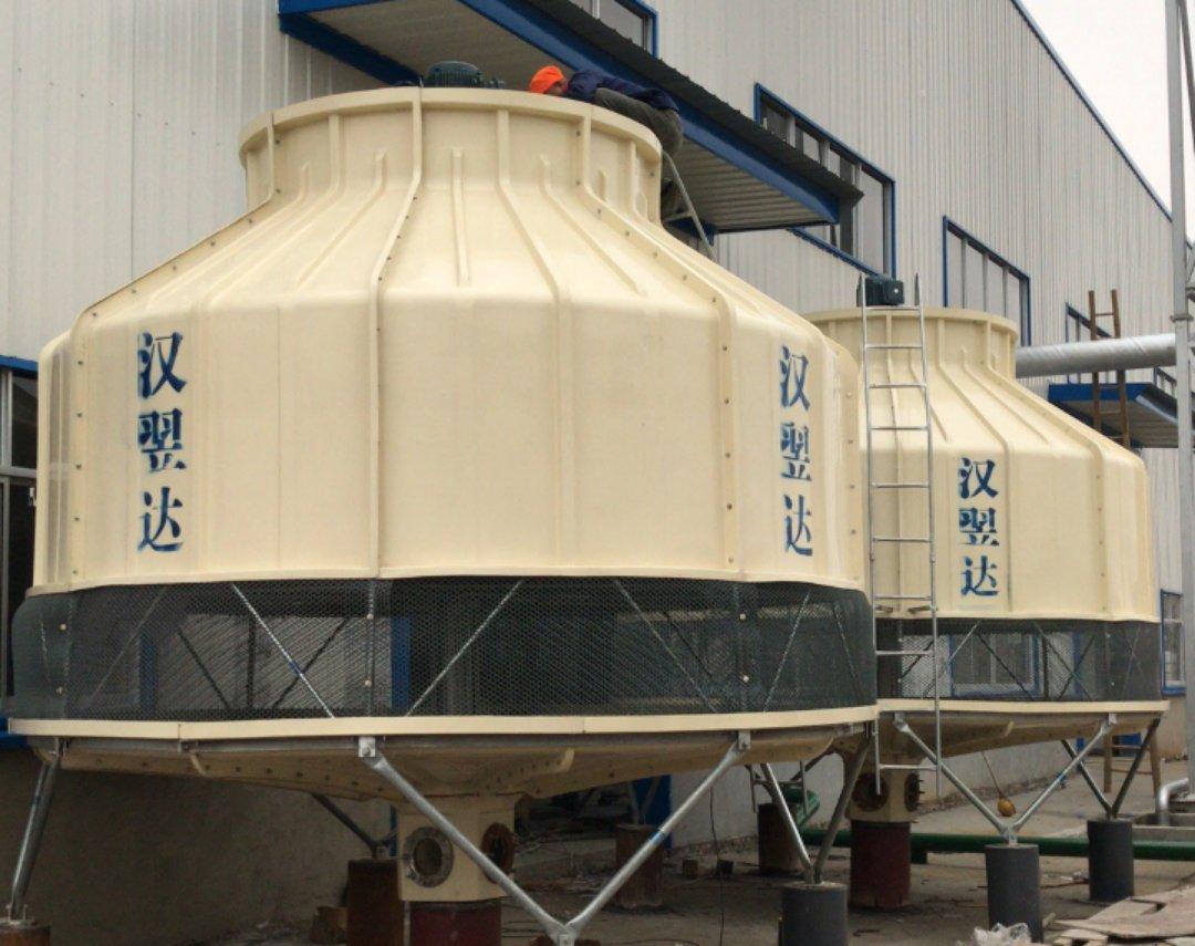 冷却塔的定期维护保养